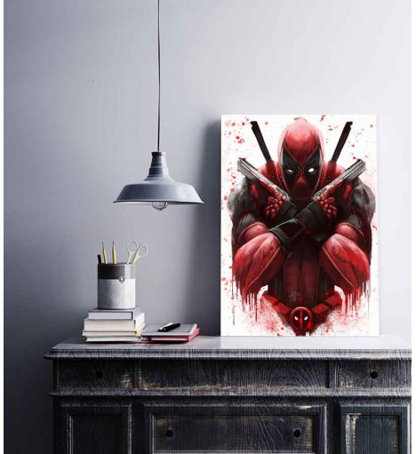 Deadpool Assassino de Gotham
