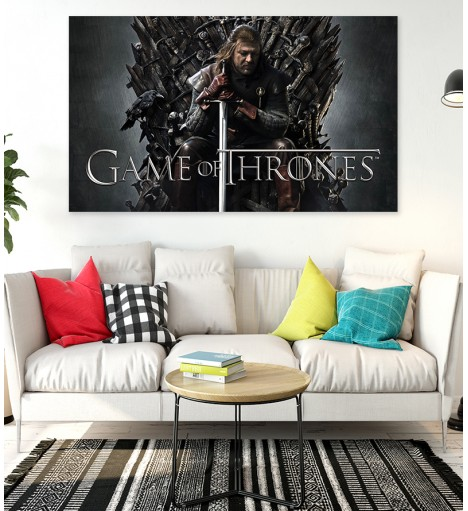 Painel Fotográfico Game of Thrones