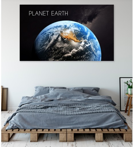 Painel Fotográfico Planet Earth