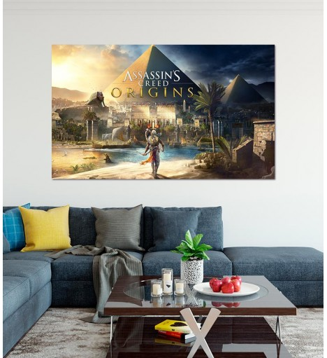 Painel Fotográfico Assassin's Creed
