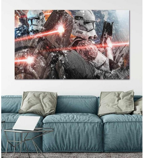 Painel Fotográfico Star Wars