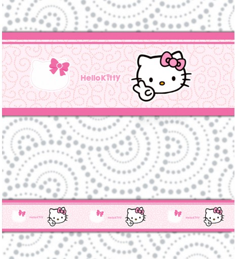 Border Hello Kitty