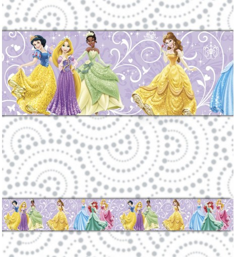 Border Princesas Disney